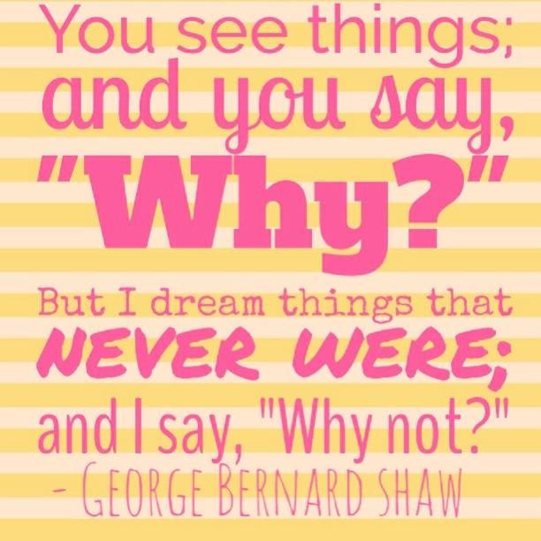 Quote - George Bernard Shaw