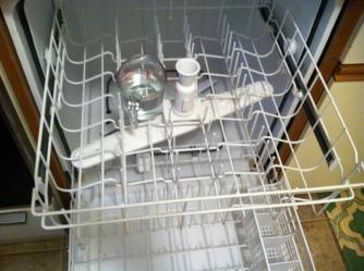 Vinegar in my Dishwasher