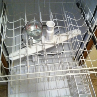 Vinegar in my Dishwasher